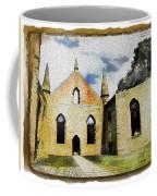 Do-00247 Church At Port Arthur Coffee Mug