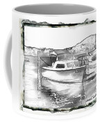 Do-00250 A Boat Coffee Mug