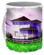 Do-00258 House In Grindelwald Swiss Village Coffee Mug