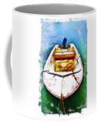 Do-00277 Boat In Hardys Bay Coffee Mug
