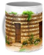 Do-00305 Old Hutt In Anjar Coffee Mug
