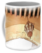Do-00326 Old Lantern In Beiteddine Coffee Mug