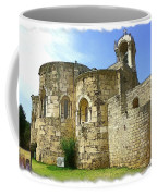 Do-00344 Church Of St John Marcus In Byblos Coffee Mug
