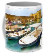 Do-00350 Byblos Port Coffee Mug