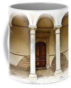 Do-00360 St George Orthodox Church Coffee Mug