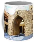 Do-00365 Historic Tomb In Downtown Coffee Mug