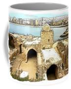 Do-00428 Citadel Looking On Sidon Coffee Mug
