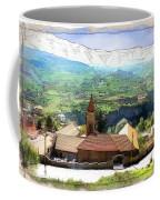 Do-00434 Church In North Lebanon Coffee Mug