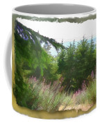 Do-00451 Cedar Trees Forest Coffee Mug
