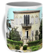 Do-00461 Yazbeck Palace Coffee Mug