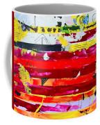 Do Not Bend  Coffee Mug