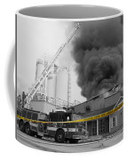 Do Not Cross Coffee Mug