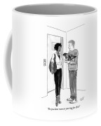 Do You Have Room In Your Bag For This Coffee Mug