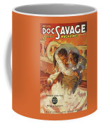 Doc Savage The Black Spot Coffee Mug