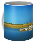 Dock And Marshes Coffee Mug