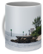 Dock Girl Coffee Mug