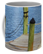 Dock In The Keys Coffee Mug