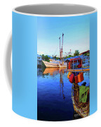 Dock Of Color Coffee Mug