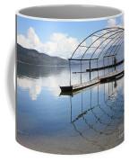 Dock Reflection Coffee Mug