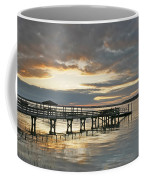 Dock Reflections Coffee Mug