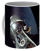 Docked Apollo 9 Command And Service Coffee Mug