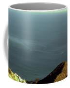 Docked At Catalina Island Coffee Mug