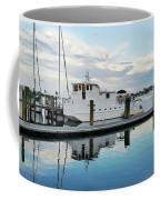 Docked At Dusk II Coffee Mug