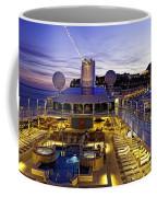 Docked In Monte Carlo Coffee Mug