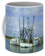 Docked In Port Orange Coffee Mug