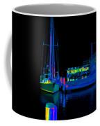 Docked Woy Woy 1.4 Coffee Mug