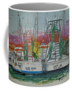 Docking Buddies Coffee Mug