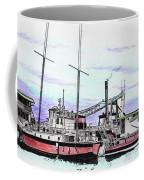 Docks N Boats Coffee Mug