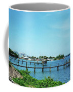 Docks On The Intracoastal Coffee Mug