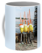 Dockside Huddle Coffee Mug