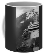 Dockside In Skagway Coffee Mug
