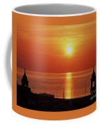 King's Wharf, Bermuda, Sunset # 2 Coffee Mug