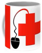 Doctor Online Coffee Mug