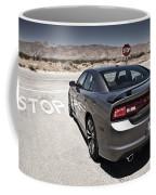 Dodge Charger Srt8 Coffee Mug
