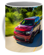 Dodge Durango Srt 2018 Coffee Mug