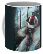 Dodging Trees Coffee Mug