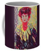 Dodo Or Isabella With A Ruffed Collar Coffee Mug