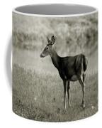 Doe By The Waters Edge Coffee Mug