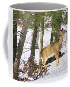 Doe Emerges Coffee Mug