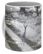 Doe In Infrared Coffee Mug by Brian Hale