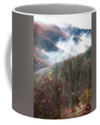 Doe On Autumn Ridge Coffee Mug