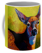 Doe Portrait V Coffee Mug