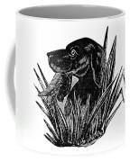Dog, 19th Century Coffee Mug