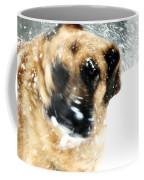 Dog Blizzard - German Shepherd Coffee Mug