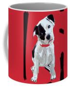 Dog Doggie Red Coffee Mug