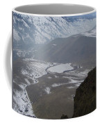 Dog Lake From Mt Clemons Coffee Mug